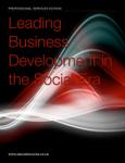 Leading Business Development In the Social Era