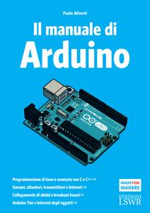 Il manuale di Arduino Copertina del libro
