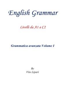 English Grammar Vol. 1 Book Cover
