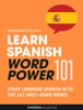 Innovative Language Learning, LLC - Learn Spanish - Word Power 101 artwork