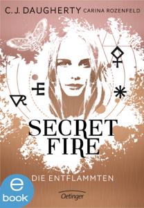 Secret Fire. Die Entflammten Buch-Cover