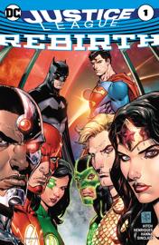 Justice League: Rebirth (2016-) #1 book