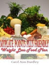 Weight Watchers MyPlate Points Plus Friendly Weight Loss Food Plan