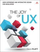 The Joy of UX Book Cover