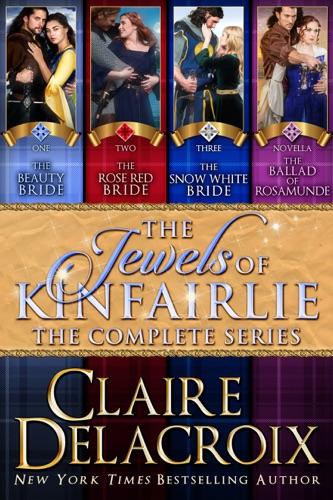 Claire Delacroix - The Jewels of Kinfairlie Boxed Set