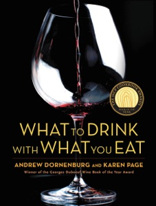 What to Drink with What You Eat Book Cover