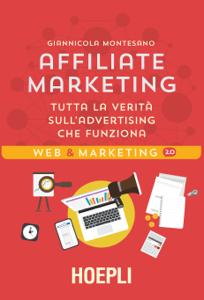 Affiliate marketing Libro Cover