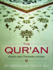 Abdullah Yusuf Ali - Holy Qur'an (English Translation)  artwork
