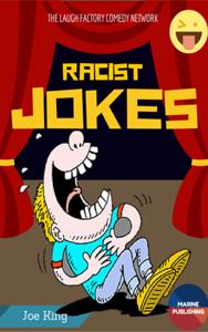Racist Jokes Capa de livro