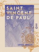 Saint Vincent de Paul Book Cover