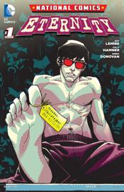 National Comics: Eternity (2012-) #1 book