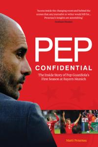 Pep Confidential Copertina del libro