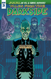 Tales from the Darkside #3 book