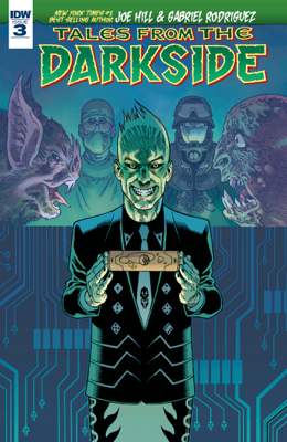 Tales from the Darkside #3 - Joe Hill book
