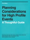 Planning Considerations For High Profile Events