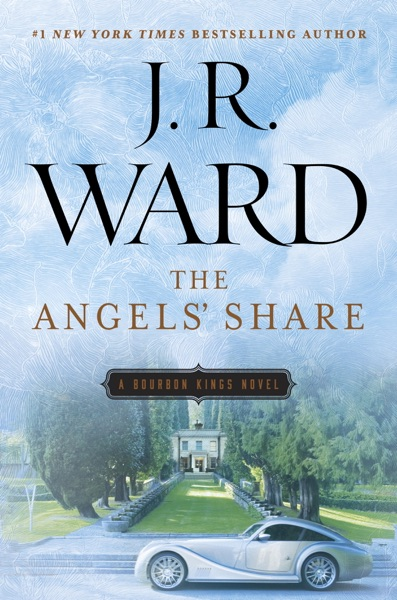 The Angels' Share - J.R. Ward book cover