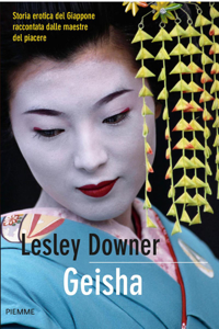 Geisha Libro Cover