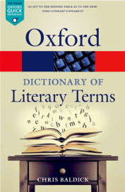 The Oxford Dictionary of Literary Terms book