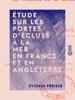 Étude Sur Les Portes D'écluse à La Mer En France Et En Angleterre