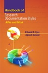 Handbook Of Research Documentation Styles