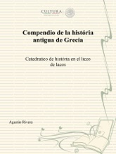 Compendio De La História Antigua De Grecia