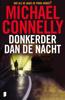 Michael Connelly - Donkerder dan de nacht kunstwerk