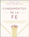 Fundamentos De La Fe Gua Estudiantil
