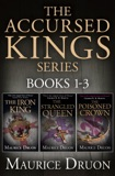 The Accursed Kings Series Books 1-3