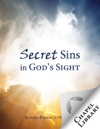Secret Sins In Gods Sight