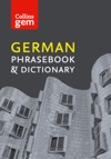 Collins German Phrasebook And Dictionary Collins Gem