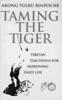 Akong Tulku Rinpoche - Taming The Tiger artwork