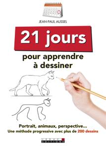 21 jours pour apprendre à dessiner La couverture du livre martien
