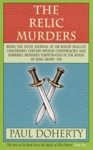 The Relic Murders Tudor Mysteries Book 6