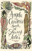 Angela Carter's Book Of Fairy Tales Book Cover