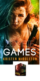 Zombie Games (Uncut) Boxed Set - Kristen Middleton Book