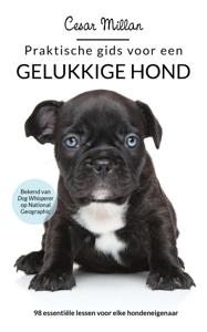 Praktische gids voor een gelukkige hond Boekomslag