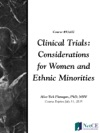 Clinical Trials Considerations For Women And Ethnic Minorities