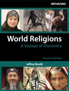 World Religions Book Cover