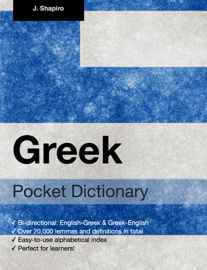Greek Pocket Dictionary