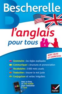 Bescherelle L'anglais pour tous La couverture du livre martien