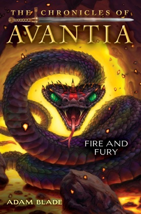 The Chronicles of Avantia #4: Fire and Fury image