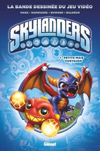 Skylanders - Tome 01 Copertina del libro
