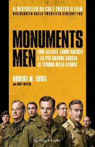 Monuments Men (versione italiana) Copertina del libro