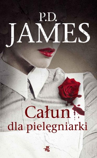 Całun dla pielęgniarki - P. D. James book cover