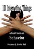 Suzanne L. Davis - Ten Interesting Things About Human Behavior artwork