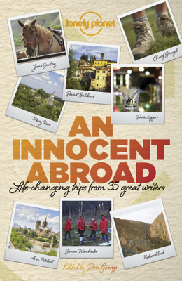 An Innocent Abroad - Lonely Planet book