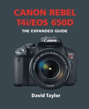 Canon Rebel T4iEOS 650D