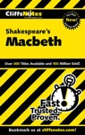 CliffsNotes On Shakespeares Macbeth