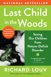 Last Child in the Woods book