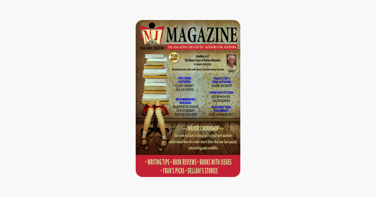 MJ Magazine July Created By Authors for Authors